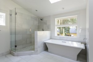 Modern Bathroom - Quality Frameless Shower Doors