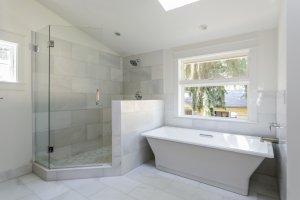 Modern Bathroom - Quality Frameless Shower Doors