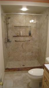 Fixed Panel Shower - Quality Frameless Shower Doors